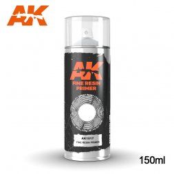 AK Spray - Fine Resin Primer 150ml