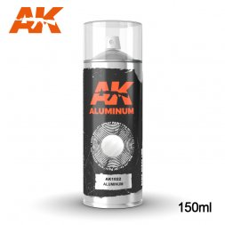 AK Spray - Aluminium 150ml