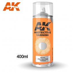 AK Spray - Protective Varnish 400ml