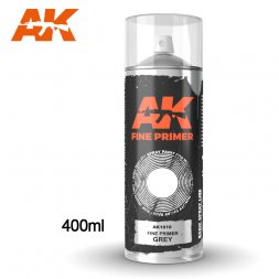 Primer Fine Grey Spray 400ml