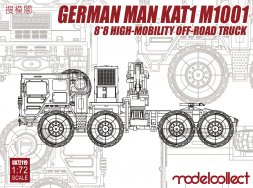 MAN KAT1 M1001 - German off-road truck 1:72