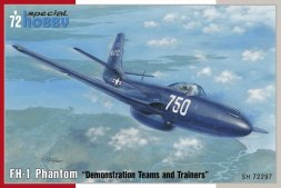 FH-1 Phantom - Demonstration Teams and Trainers 1:72