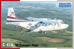 C-41A/ CASA-212-200 - US Transport Plane 1:72