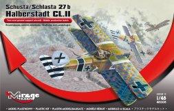 Halberstadt CL.II (Schusta/Schlasta 27b) 1:48