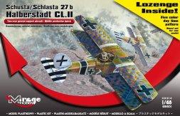 Halberstadt CL.II (Schusta/Schlasta 27b)+ Lozenge Set 1:48