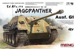 Jagdpanzer V Jagdpanther Ausf. G1 (Sd.kfz.173) 1:35
