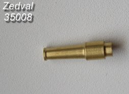 76 mm gun barrel KT-28 1:35
