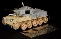 Stridsvagn m/38 Swedish tank conversion set 1:36