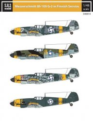 Bf 109G-2 in Finnish Service 1:48