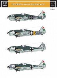Focke-Wulf Fw 190F-8 in Hungarian Service 1:72