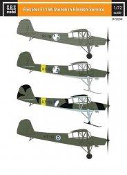 Fieseler Fi-156 Storch in Finnish Service 1:72