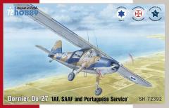 Dornier Do 27 -  IDF, SAAF and Portuguese Service 1:72