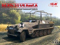 Sd.Kfz.251/6 Ausf.A 1:35