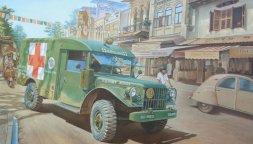 Dodge M43 4x4 Ambulance Truck 1:35