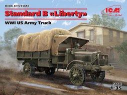 Standard B Liberty, WWI US Army Truck 1:35