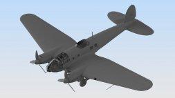 Heinkel He 111H-16 1:48