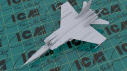 MiG-25RBT Foxbat B 1:72