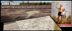 Soviet Hexagonal Airfield 1:72