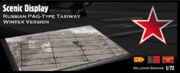 Russian PAG-Type Taxiway Winter Version 1:72