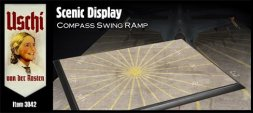 Compass Swing Ramp Display 1:72
