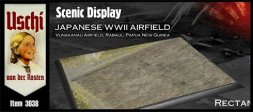Japanese WWII Airfield Display 1:72
