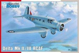 Delta Mk. II/ III RCAF 1:72