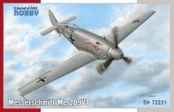 Messerschmitt Me 209V-4 1:72