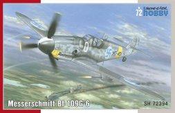 Messerschmitt Bf 109G-6 - Mersu over Finland 1:72