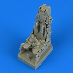 Eurofighter TYPHOON ejection seat with safety belts 1:32