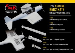 B5N2 Kate Type 98 Bomb (250kg) with rack 1:72