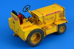 Minneapolis-Moline MT-40 Tow Tractor (USAF, US ARMY, CIV.) 1:32