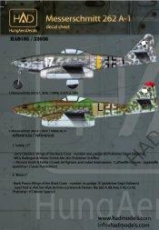 Messerschmitt Me 262A-1 1:32