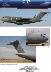C-17 in Hungaria service 1:144