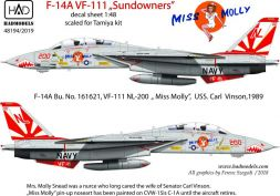 F-14A VF-111 - Sundowners 1:48