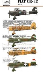 Fiat CR.42 Falco 1:48