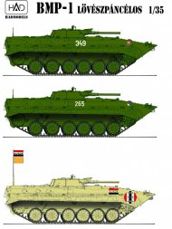 BMP-1 Decal 1:35
