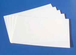 Polystyrene sheets 0.6mm