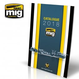 AMMO of MiG Catalogue 2018