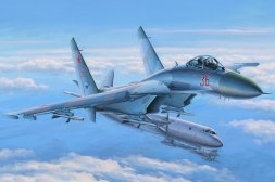 Su-27 Flanker B early 1:48