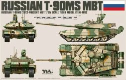 T-90MS Russian MBT 1:35