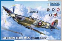 Supermarine Spitfire Mk.VC - Overseas Jockeys 1:48