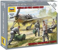 German Air Force Ground Crew 1:72