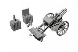 German WWI 7.58 cm Leichter minenwerfer 1:35