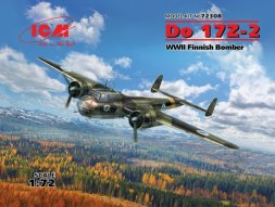 Dornier Do 17Z-2 - Finnish Service 1:72