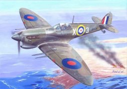Spitfire Mk.Vc - Four Barrels over Malta 1:72