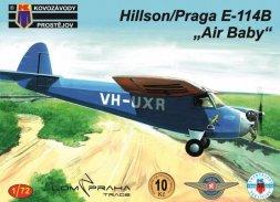 Hilson/Praga E-114B Air Baby 1:72