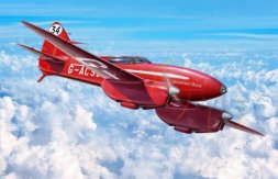 DH-88 Comet - Mac Robertson Air Race 1:72