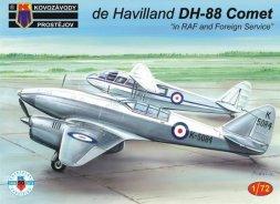 DH-88 Comet in RAF and Foreign Service 1:72