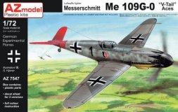 Messerschmitt Bf 109G-0 V48 (V-Tail) Aces 1:72