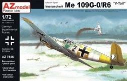 Messerschmitt Bf 109G-0/R86 V-Tail 1:72